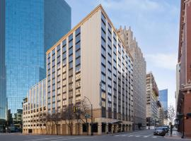 Embassy Suites Fort Worth - Downtown, hotel in Fort Worth