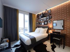 Résidence Voûte by Patios du Marais, hotel in Paris