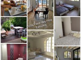 Villa Fleur des Pins 14 personnes 3 étoiles Bassin Arcachon, Ferienhaus in Gujan-Mestras