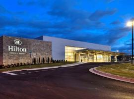 Hilton Knoxville Airport, hotel near McGhee Tyson Airport - TYS,