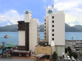 Miyajima Coral Hotel, hotel near Itsukushima Shrine, Miyajima