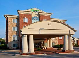 Holiday Inn Express Hotel & Suites Lexington-Downtown University, hotel in Lexington