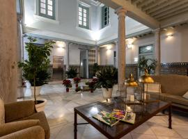 Palacio Cabrera - Lillo, apartment in Granada