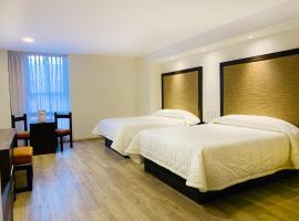 Hotel Lepanto, hotel em Cidade do México