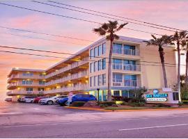 Sea Shells Beach Club, hotel in Daytona Beach