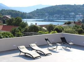 Villa Teuta, family hotel in Korčula