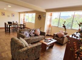 Betania Apart Cusco Suite, apartment in Cusco