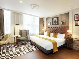 Hotel Indigo - Edinburgh - Princes Street, an IHG Hotel, hotel near Edinburgh Festival Theatre, Edinburgh
