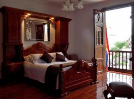 Las Marías Family Home, hotel in Salamina