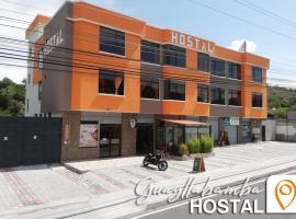 Hostal Guayllabamba, hotel em Quito