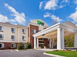 Holiday Inn Express Hotel & Suites Cherokee-Casino, hotel near Harrah's Casino, Cherokee