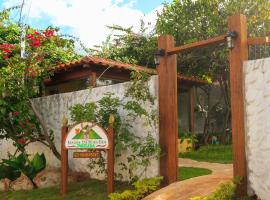 Pousada Jardim da Nova Era, hotel em Alto Paraíso de Goiás