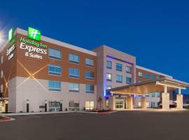 Holiday Inn Express & Suites - Brigham City - North Utah, hotel v destinaci Brigham City