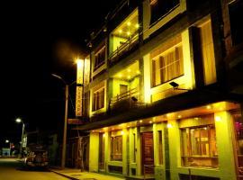 Hostal Cagnapa Restobar, hotel en Uyuni