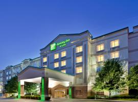 Holiday Inn Hotel & Suites Overland Park-Convention Center, hotel in Overland Park