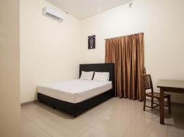 OYO Life 2091 Al-djafira Residence Setiabudi Syariah, hotel poblíž Letiště Polonia - MES, Medan