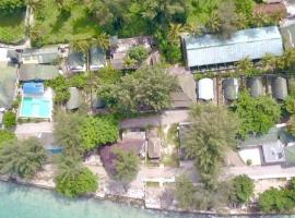 7SEAS Cottages, hotel in Gili Air
