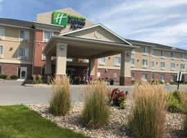 Holiday Inn Express Hotel & Suites Council Bluffs - Convention Center Area, an IHG Hotel, hotel near Eppley Airfield - OMA, Council Bluffs