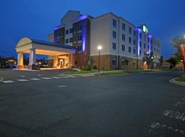 Holiday Inn Express & Suites Charlotte North, hotel in Charlotte