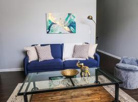 Extraordinary 1BR/1BA + Kitchen - Downtown KC, vacation rental in Kansas City