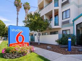 Studio 6-Concord, CA, hotel in Concord