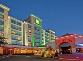 Holiday Inn Vancouver Airport Richmond, hotel near Aberdeen Skytrain Station, Richmond