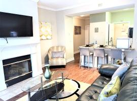 Gold Luxe by Luxe One -S24, vacation rental in Atlanta