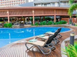 Holiday Inn & Suites Port Moresby, hotel in Port Moresby