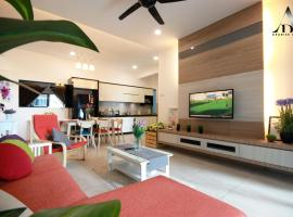 DeArise Home Atlantis Residences, Melaka City, apartment in Malacca