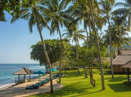 Jeeva Klui Resort, family hotel in Senggigi