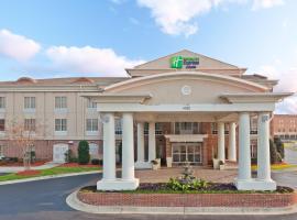Holiday Inn Express Vicksburg, an IHG Hotel, hotel in Vicksburg