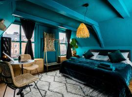 Bambu Sleep Boutique, hotel in Haarlem