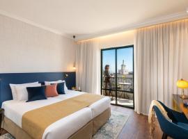 Prima Kings Hotel, отель в Иерусалиме