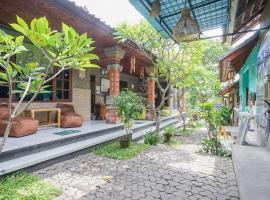 Padi-Padi Backpackers Home, hostel in Ubud