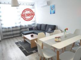 Hatvan Corner Apartments, magánszállás Debrecenben
