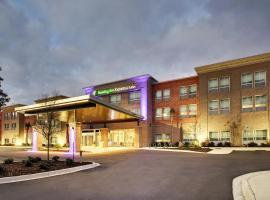 Holiday Inn Express & Suites Charleston NE Mt Pleasant US17, hotel in Mount Pleasant, Charleston