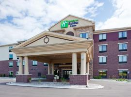 Holiday Inn Express Hotel & Suites Shakopee, an IHG Hotel, hotel in Shakopee