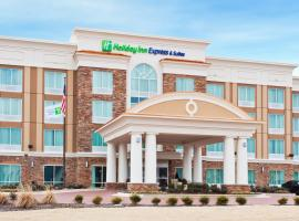 Holiday Inn Express Hotel & Suites Huntsville West - Research Park, hôtel à Huntsville
