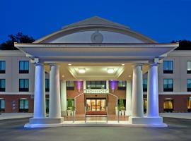 Holiday Inn Express Hotel & Suites Harriman, hotel in Harriman