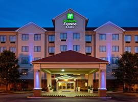 Holiday Inn Express Hotel & Suites Indianapolis - East, an IHG Hotel, hotel in Indianapolis East, Indianapolis