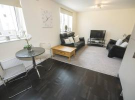 Old Aberdeen University Apartment, hotel near Old Town House, Aberdeen