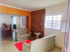 Casa de Temporada da Alessandra, pet-friendly hotel in São José da Barra