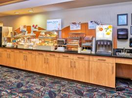 Holiday Inn Express & Suites El Paso Airport, an IHG Hotel, hotel in El Paso
