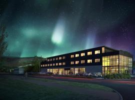 The Greenhouse Hotel, hotel in Hveragerði