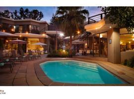 Villa Africa Boutique Hotel & Spa, hotel in Pretoria