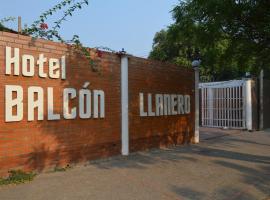 Hotel Balcon Llanero, hotel in Cúcuta