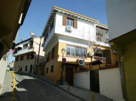 7PocketHouse, ξενώνας στη Θεσσαλονίκη