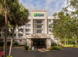 Holiday Inn Express Hotel & Suites Ft. Lauderdale-Plantation, an IHG Hotel, hotel in Plantation