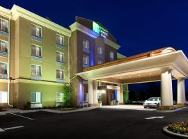 Holiday Inn Express and Suites Saint Augustine North, hotel in St. Augustine