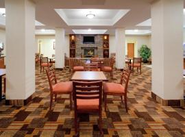 Holiday Inn Express Hotel & Suites Loveland, hotel near Hughes Stadium, Loveland